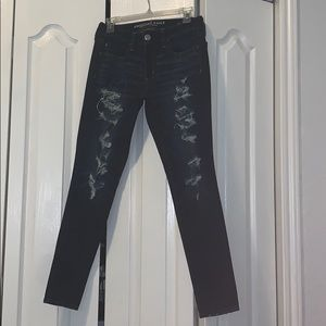 AMERICAN EAGLE JEGGING/JEANS